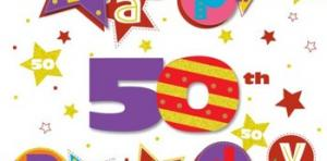 50th Anniversary FREE Membership Offer