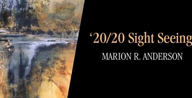 20/20 Sight Seeing exhibit logo