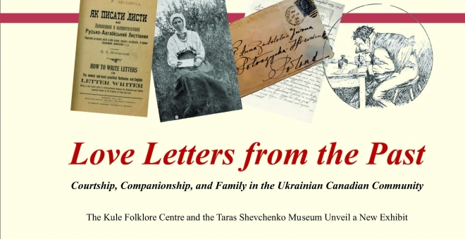 Love Letters from the Past Courtship, Companionship, and Family in the Ukrainian Canadian Community