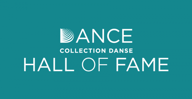 Dance Collection Danse hall of fame logo