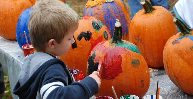 Plenty of free family fun at the annual Ingersoll Museum Pumpkin Festival