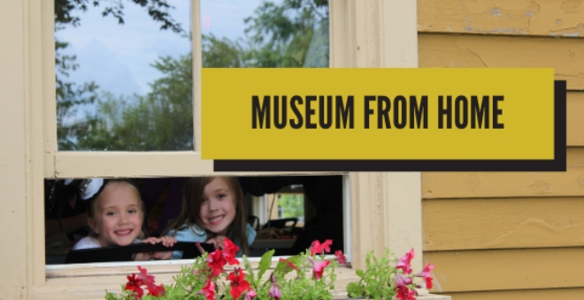 Oshawa Museum From Home