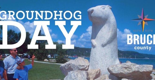 Groundhog Day Celebration icon