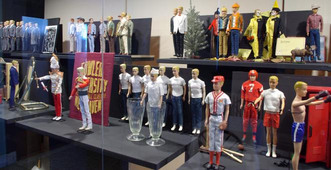 View of  Barbie's Boyfriend Ken: The Vintage Years, 1961-1967
