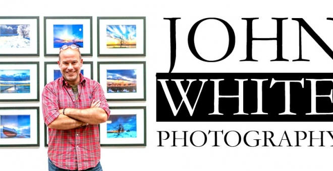 John White Photography logo