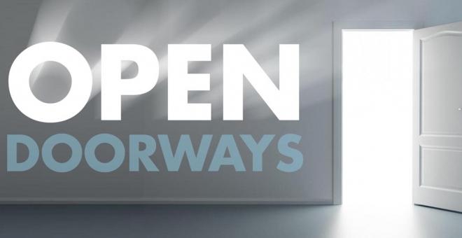 Open Doorways logo