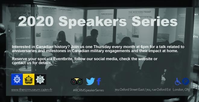 2020 Speaker Series