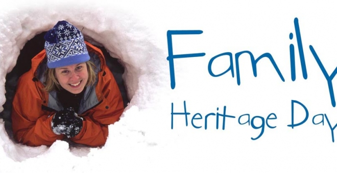 Family Heritage Day logo