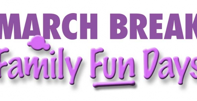 March Break Family Fun Days Icon