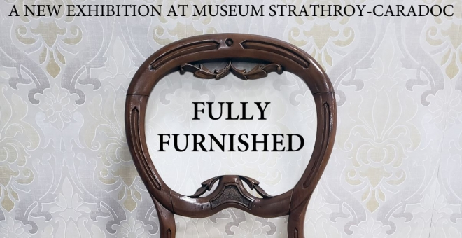 Fully Furnished Exhibit at Museum Strathroy-Caradoc
