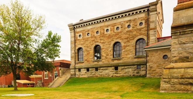 Exterior of Steam Museum