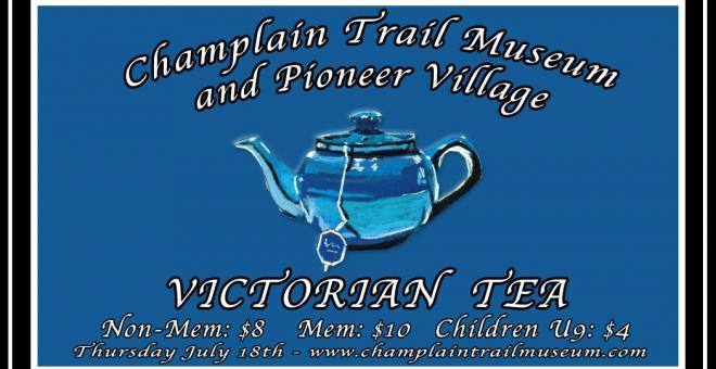 2013 Victorian Tea