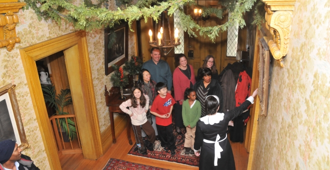 Christmas at Whitehern Historic House