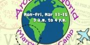 Around the World: March Break Camp