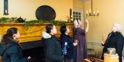 Christmas in the Pioneer Spirit