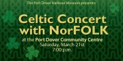 Celtic Concert with NorFOLK