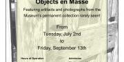 Inside Out: Object en Masse