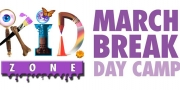 March Break KidZone Discovery Day Camp