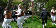Traditional May Day Celebrations and Kids in Kilts Craft Afternoon