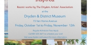 'Inspired' by The Dryden Artists' Association