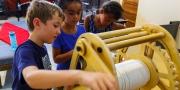 STEAM Saturdays Kids' Workshop