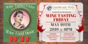 Wine Tasting Friday (WTF) Event 2019