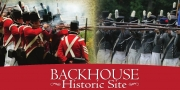 Backhouse Historic Site War of 1812 Re-enactment