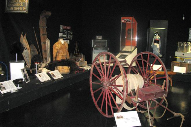 100 Objects - 100 years - A Peek into Timmins' Attic!