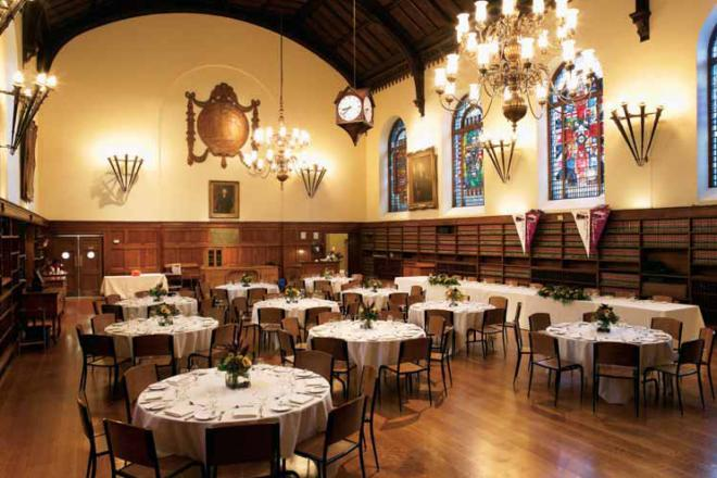 The Osgoode Hall Restaurant