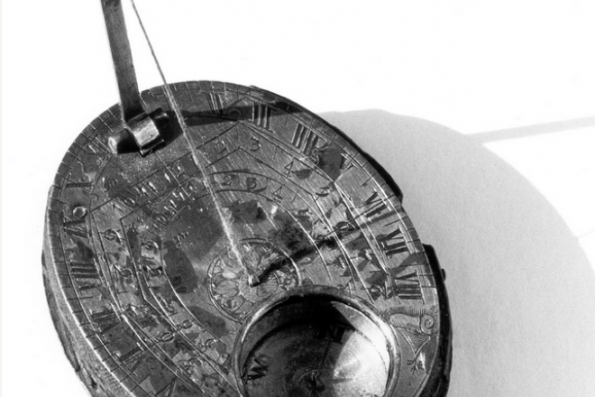 Windsor's Community Museum Watch and Compass