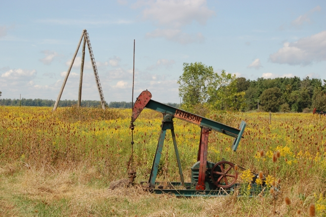 Heritage Oil Field